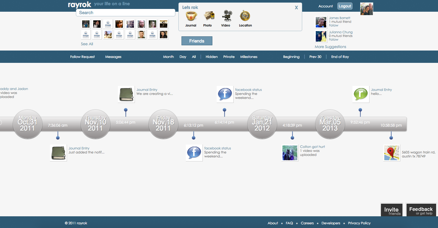 Rayrok (Social network)