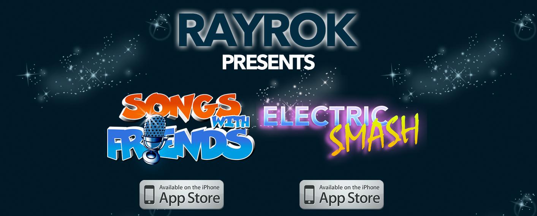 Rayrok (games)